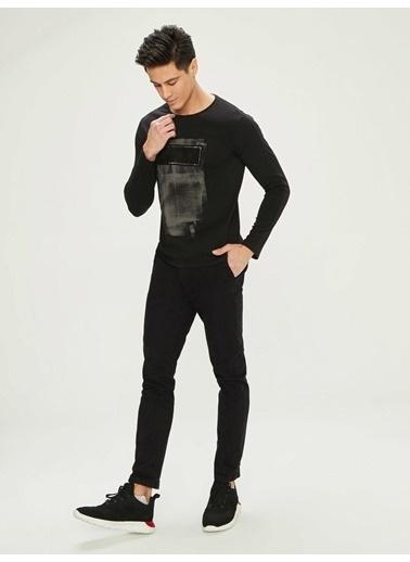 Xint Tişört Siyah
